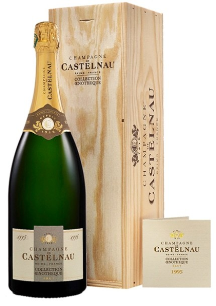Champagne Castelnau Collection Oenotheque 1995, 1,5l Magnum