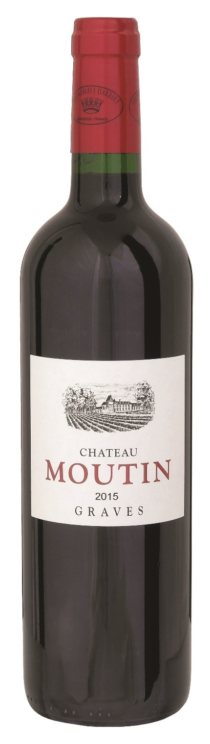 Chateau Moutin 2010 AOC, Graves