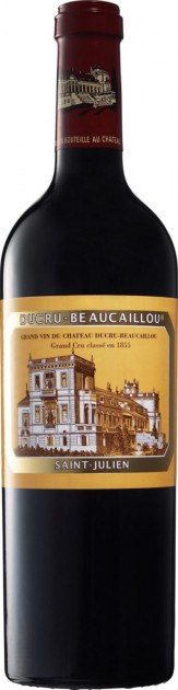 Chateau Ducru Beaucaillou 1989, Saint Julien