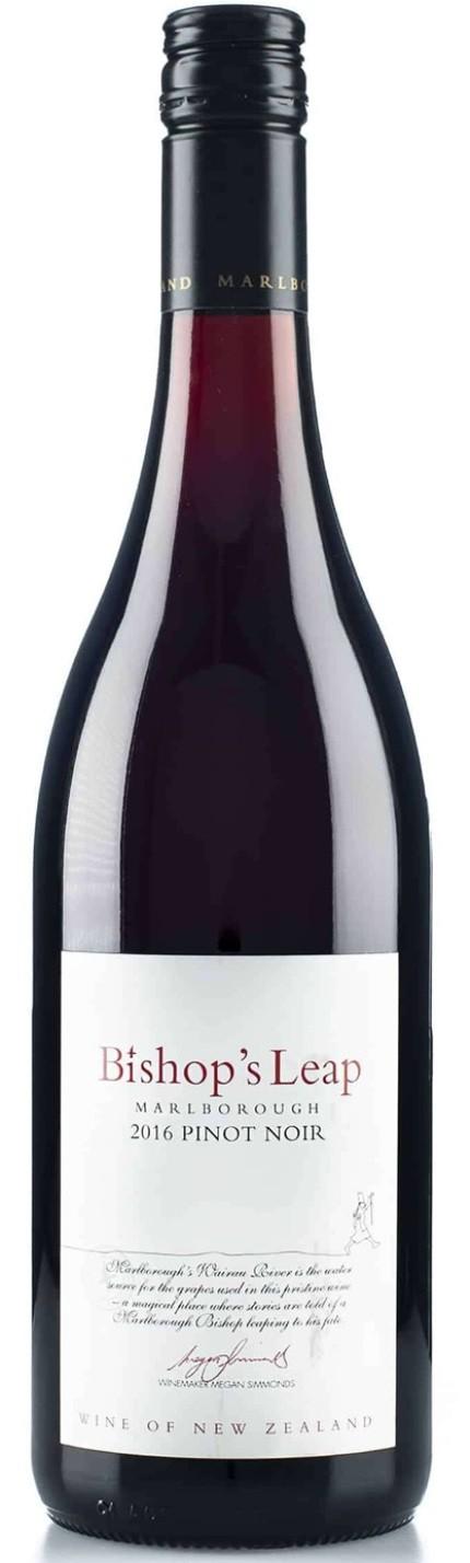 Bishop´s Leap Pinot Noir 2017, Saint Clair Family Estate