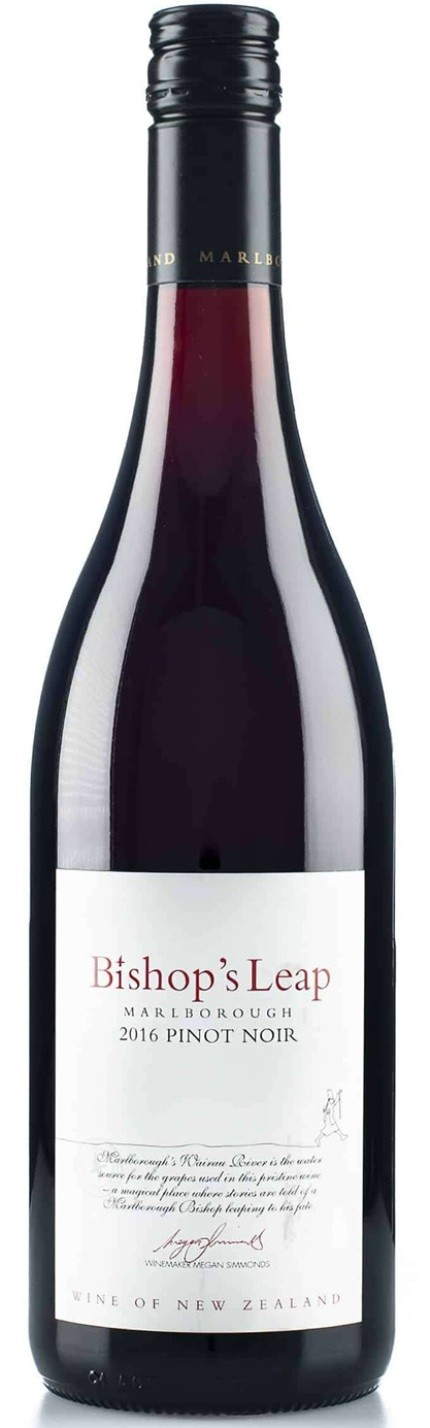 Bishop´s Leap Pinot Noir 2014, Saint Clair Family Estate
