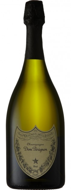 Dom Pérignon Blanc 2008 gift box