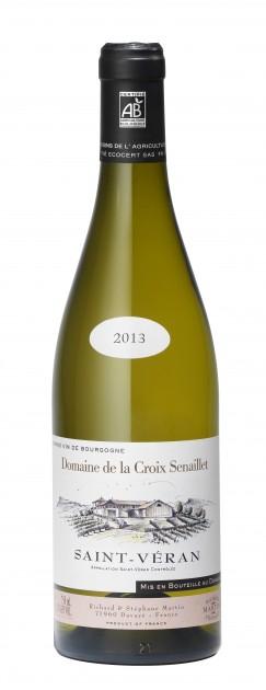 Saint Veran AOC 2016, 0,375 l, Domaine De La Croix Senaille - AKCE