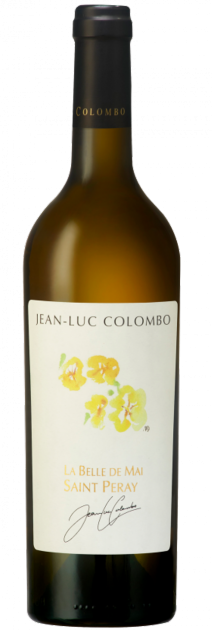 Saint Peray AOC ,,La Belle De Mai,, blanc 2018, J.L.Colombo, Rhone