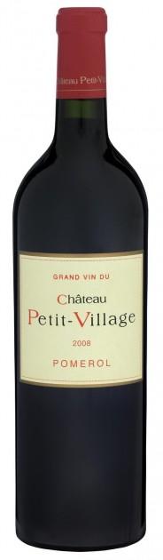 Chateau Petit Village 2011, 1,5 l Magnum, Pomerol