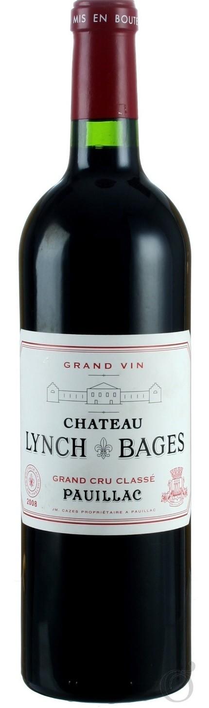 Chateau Lynch Bages 2012, Pauillac