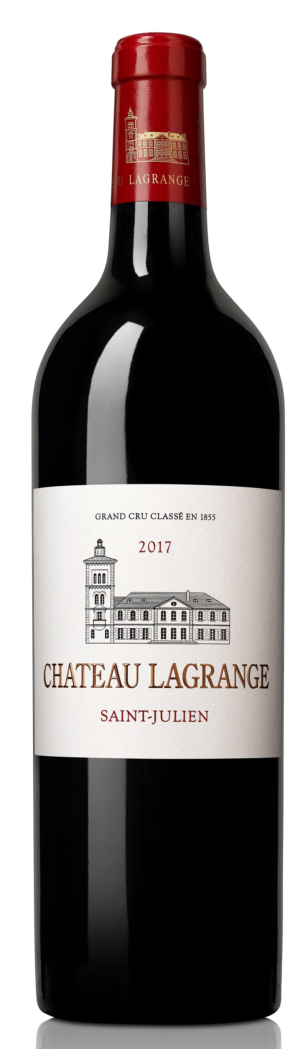 Chateau Lagrange 2017, Saint Julien