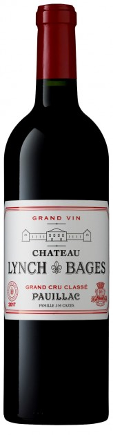 Chateau Lynch Bages 2017, Pauillac
