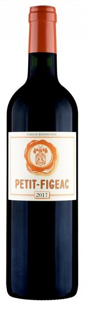 Petit Figeac 2017, 0,375l, Saint Emilion