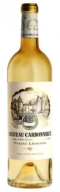 Chateau Carbonnieux 2018 blanc, Pessac Leognan
