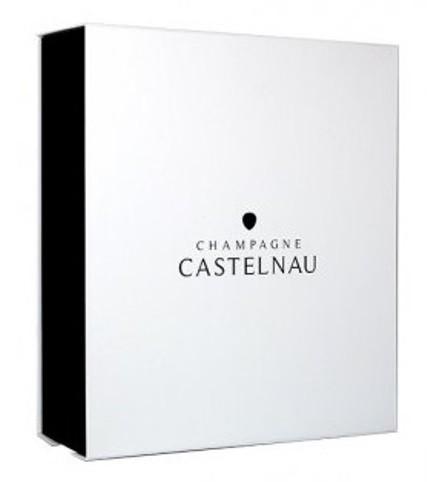 Castelnau - Dárkový box na 3 láhve