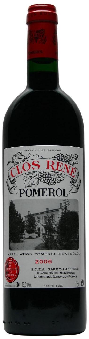 Chateau Clos Rene 2017, Pomerol
