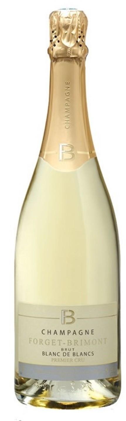 Forget Brimont 1er Cru Brut Blanc de Blancs, 1,5 l