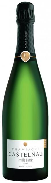 Champagne Castelnau Blanc de Blancs Millésime 2006