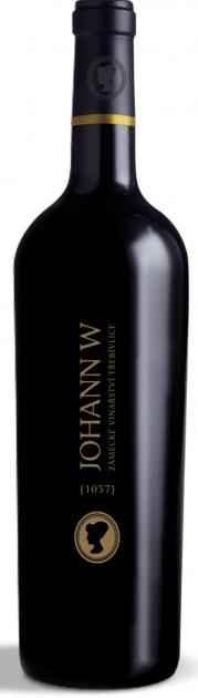 Johann W white Cuvee 2015, suché, Vinařství Johann W - Třebívlice