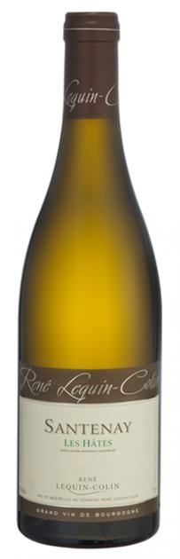 """Santenay blanc ,,Les Hates"""" 2014, Domaine Lequin - Colin - AKCE"""