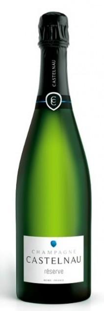 Champagne Castelnau Brut Reserve