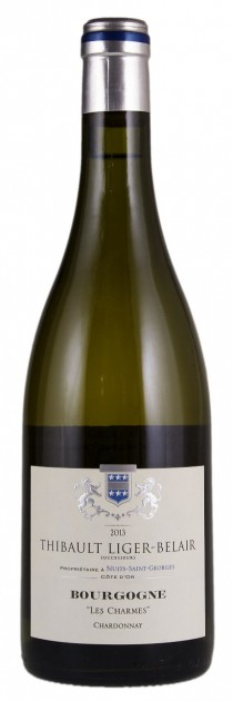 """Bourgogne Chardonnay AOC ,,Les Charmes"""" 2016 white, Thibault Liger Belair"""