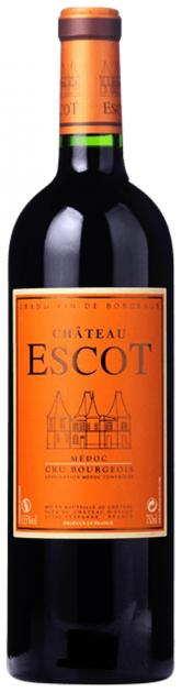 Chateau Escot AOC 2016, 3l Jéroboam, Medoc