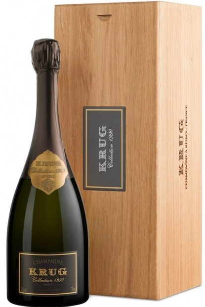 Krug Collection 1990 gift box