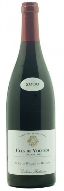 Clos Vougeot Grand Cru 2004, Collection Bellenum