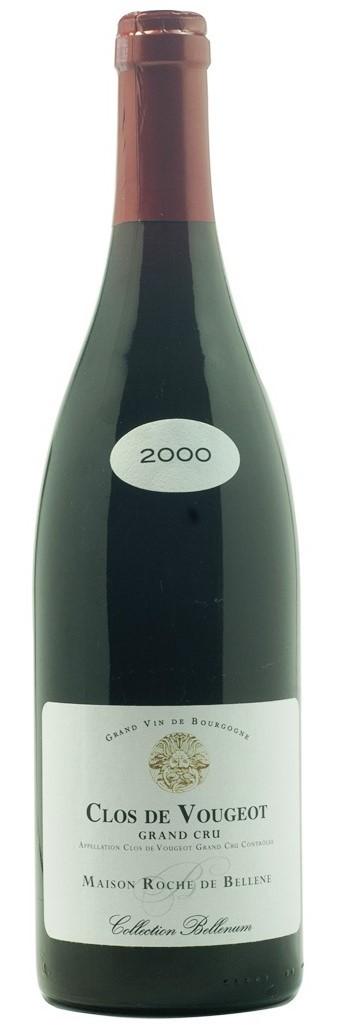 Clos Vougeot Grand Cru 2004, Collection Bellenum