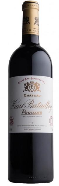 Chateau Haut Batailley 2017, Pauillac