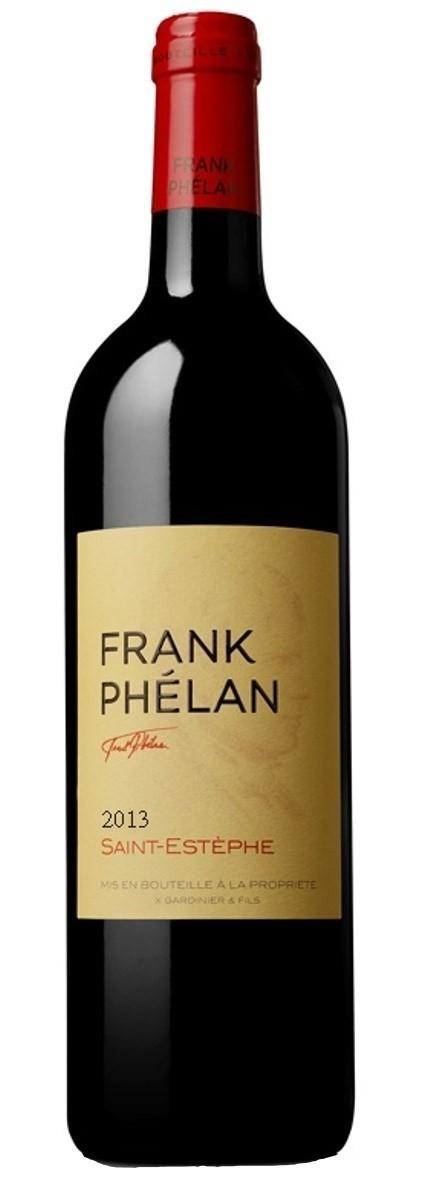 Frank Phélan 2013, Saint Estèphe