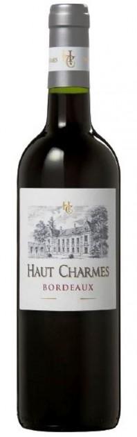 Haut Charmes 2016 BLC, Bordeaux Rouge