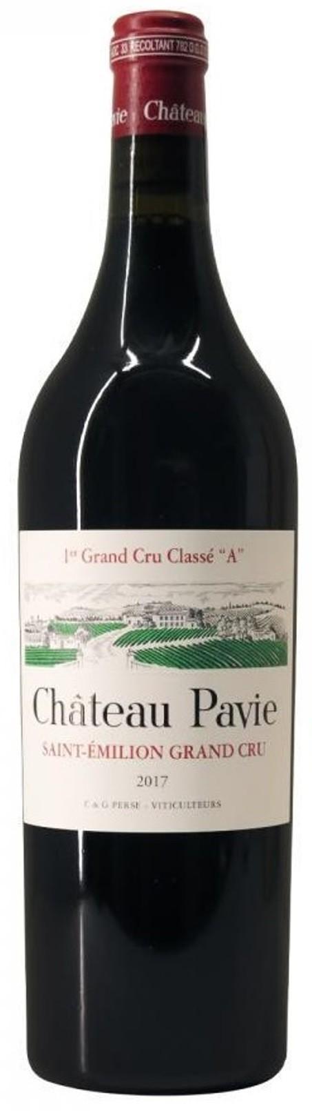 Château Pavie 2017, Saint Emilion