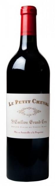 Petit Cheval 1999, 1,5l Magnum, Saint Émilion