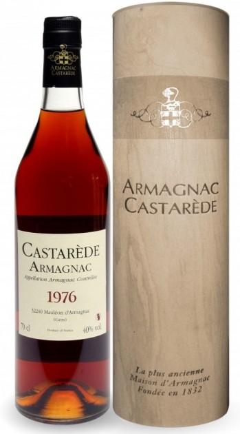 Armagnac Nismes Delclou 1976, 0,7l, 40%