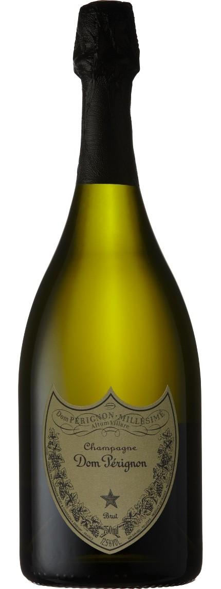 Dom Pérignon Blanc 2010, gift box