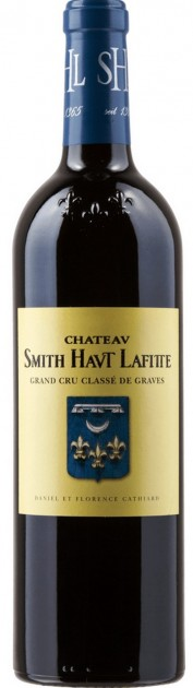 Wooden case - Chateau Smith Havt Lafitte red 2005, 2009, 2010 - white 2010, 2013, 2015