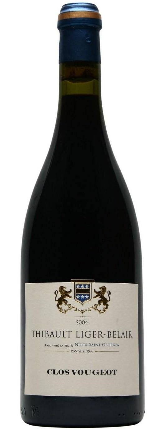 Clos Vougeot Grand Cru 2004, Thibault Liger-Belair, Bourgogne