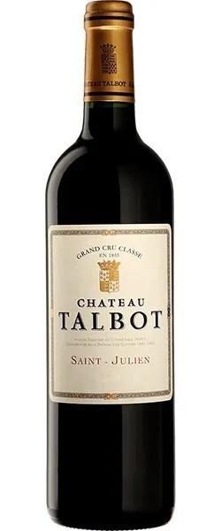 Chateau Talbot 2017, Saint Julien