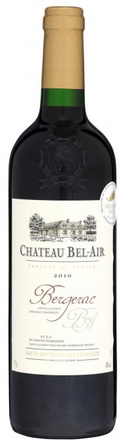 Chateau Bel Air 2018, A.O.C. Bergerac
