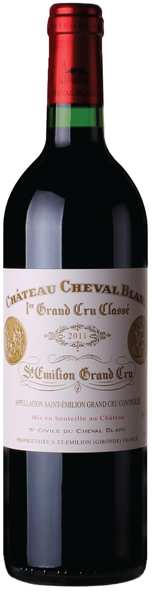 Chateau Cheval Blanc 2011, Saint Emilion