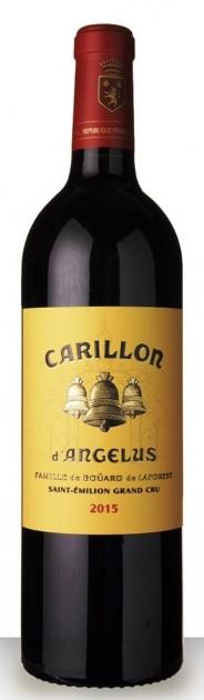 Carillon de L´Angelus 2015, 1,5l Magnum, Saint Émilion
