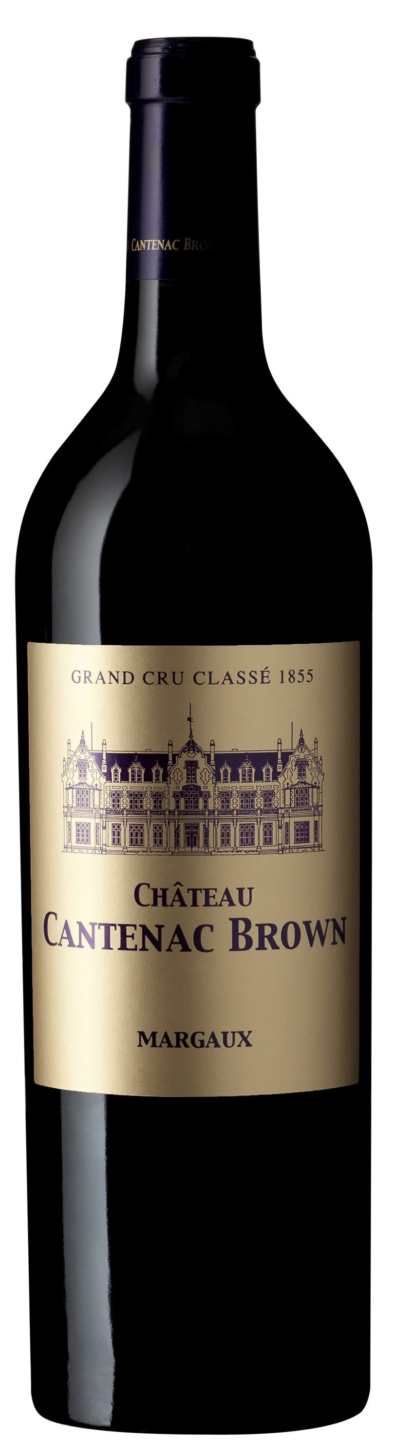 Chateau Cantenac Brown 2015, Margaux