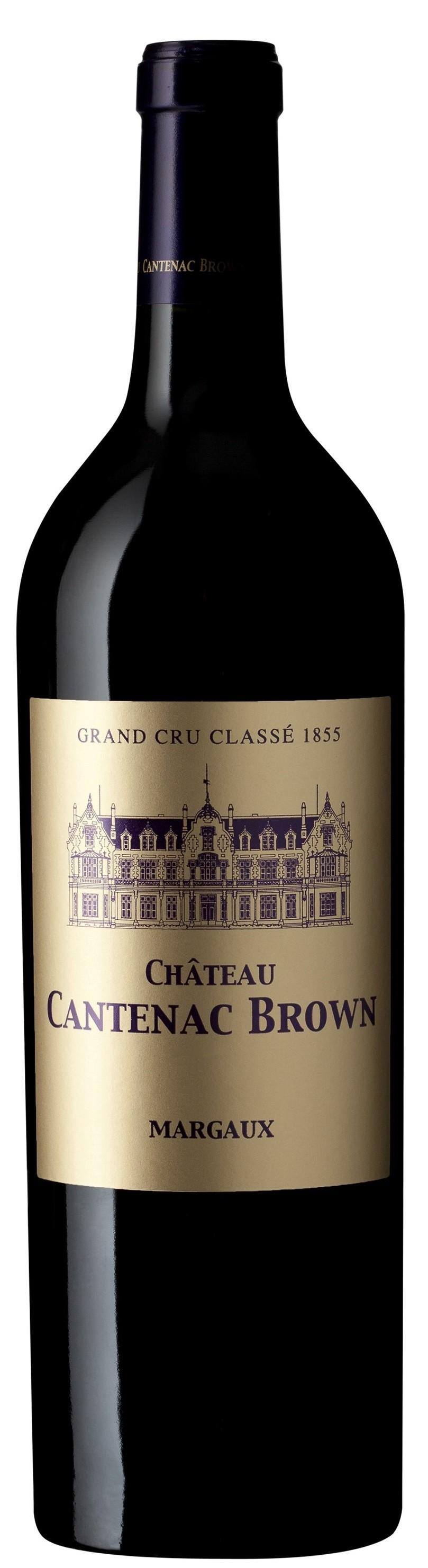 Chateau Cantenac Brown 2016, 0,375l, Margaux
