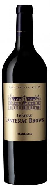 Chateau Cantenac Brown 2017, 1,5l Magnum, Margaux