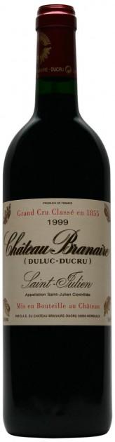 Chateau Branaire Ducru 1999, 1,5l Magnum, Saint Julien