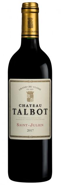Chateau Talbot 1995, Saint Julien