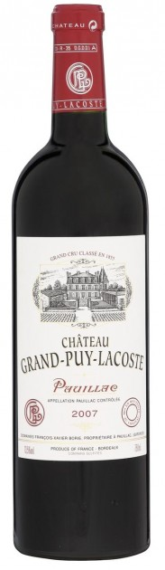Chateau Grand Puy Lacoste 2018, Pauillac