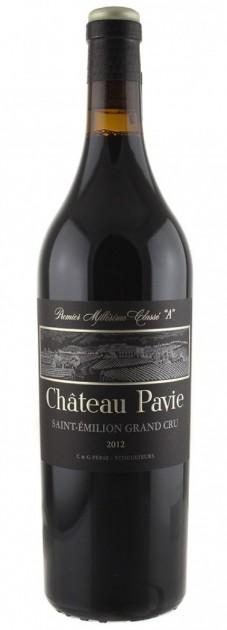 Château Pavie 1970, 1,5l Magnum, Saint Emilión Grand Cru A.O.C. - lehce poškozená etiketa