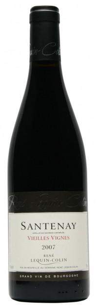 """Santenay ,,Vieilles Vignes"""" 2017, 1,5 l, Domaine Lequin - Colin"""