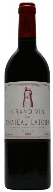 Chateau Latour 1989, Pauillac