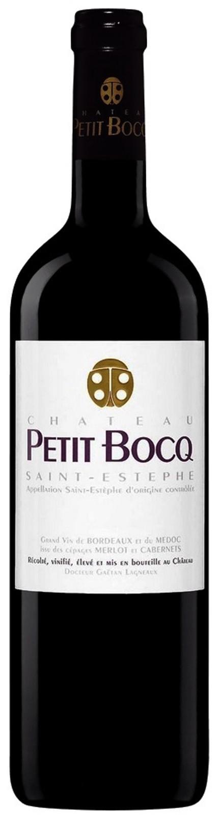 5.5.2021 - Chateau Petit Bocq 2020, Saint Estéphe - KAMPAŇ EN PRIMEUR