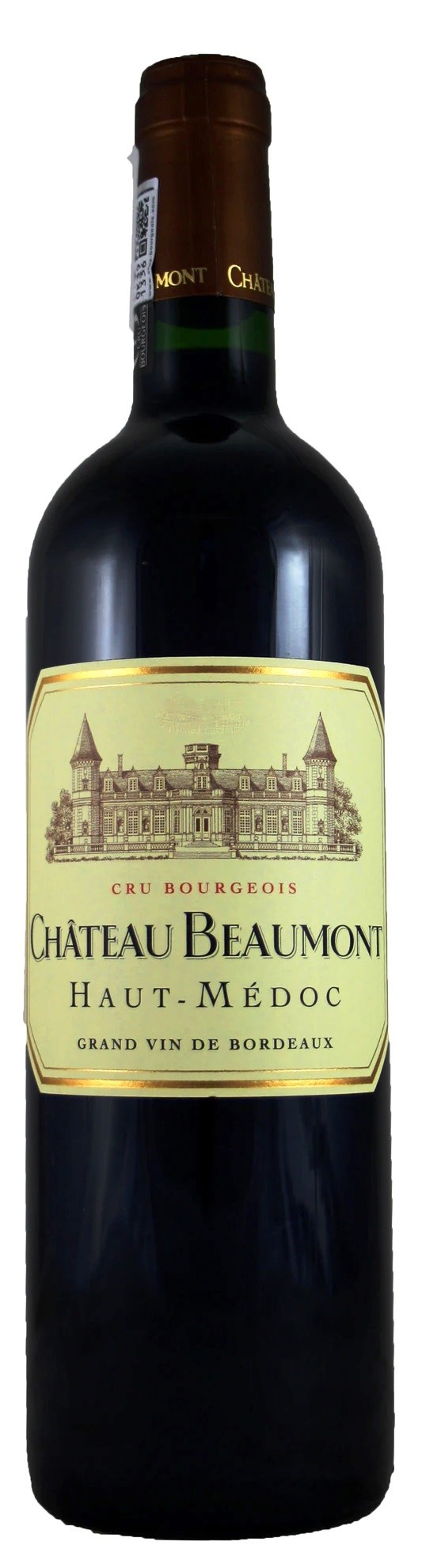 5.5.2021 - Chateau Beaumont 2020, Haut Médoc - KAMPAŇ EN PRIMEUR